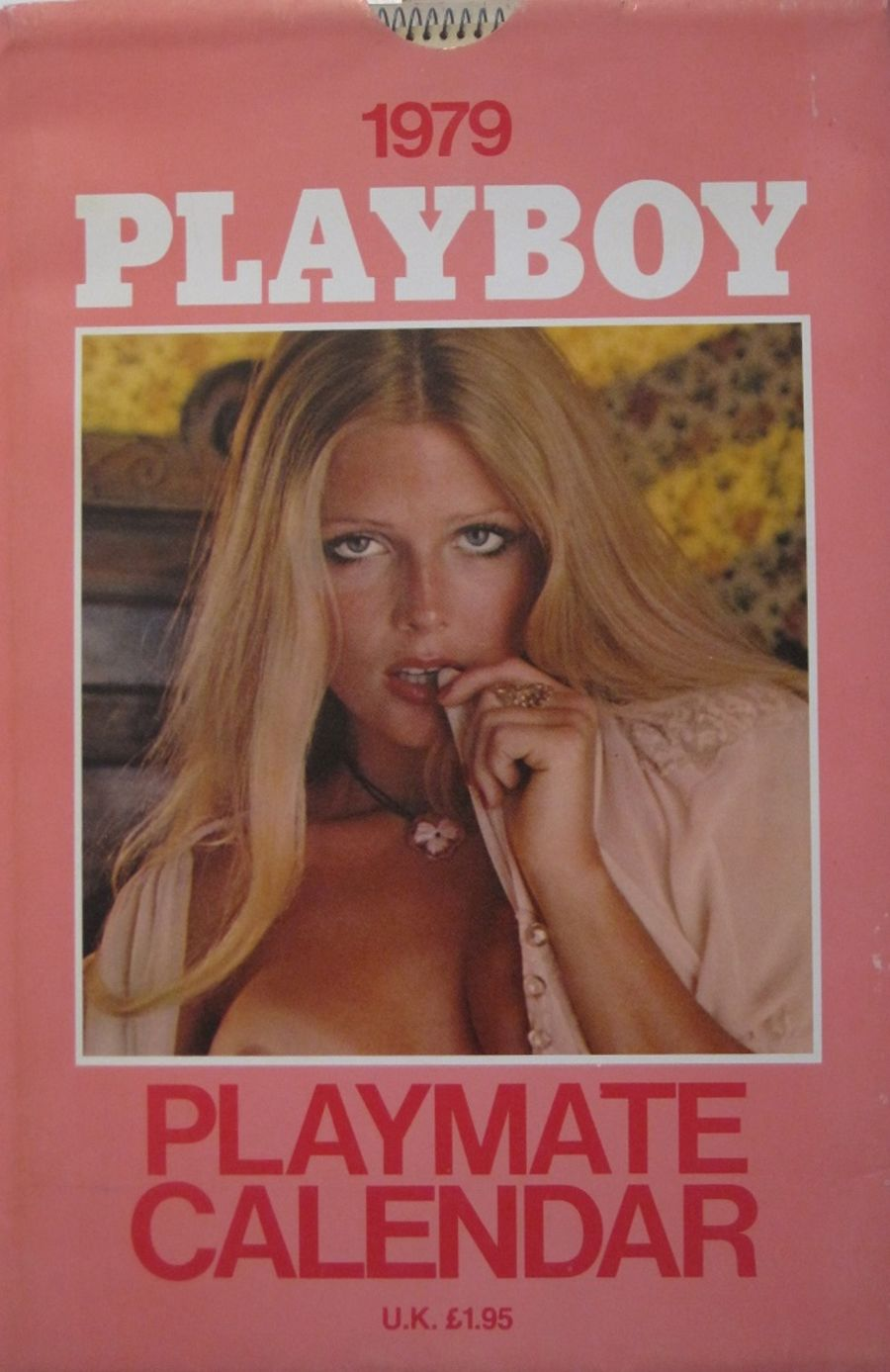 PLAYBOY PLAYMATE CALENDAR. 1979.
