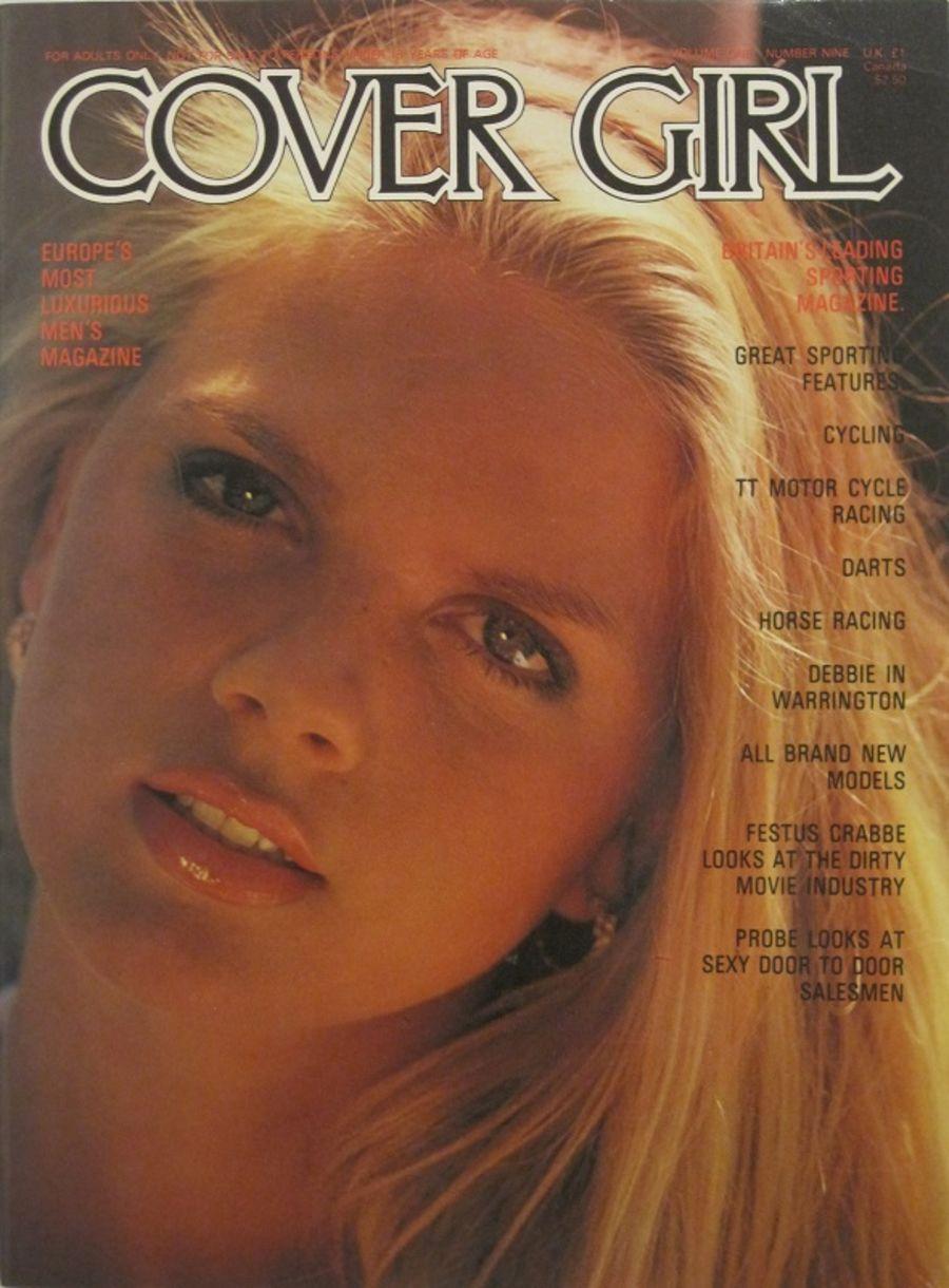 COVER GIRL Vol. 1 No. 9.  MEN'S MAGAZINE. 10031