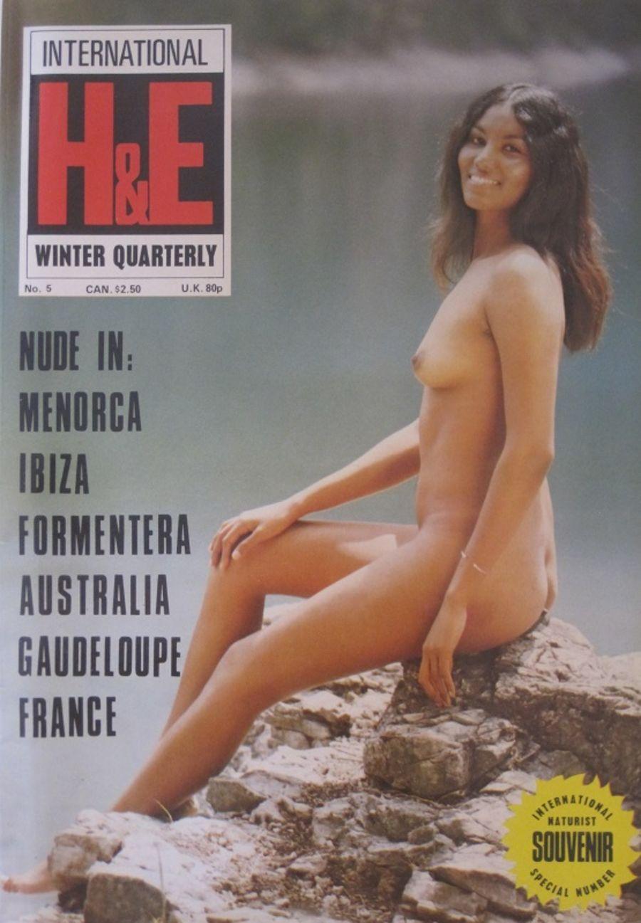 HEALTH & EFFICIENCY. WINTER QUARTERLY No. 5. Vintage Naturist Magazine.  DM10052.