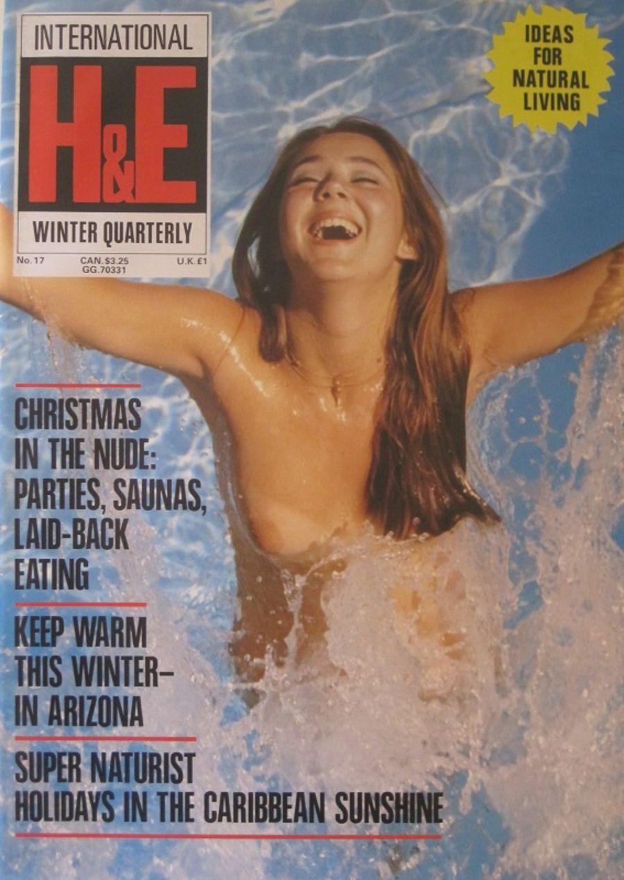 HEALTH & EFFICIENCY. WINTER QUARTERLY No. 17. Vintage Naturist Magazine.  DM10053.