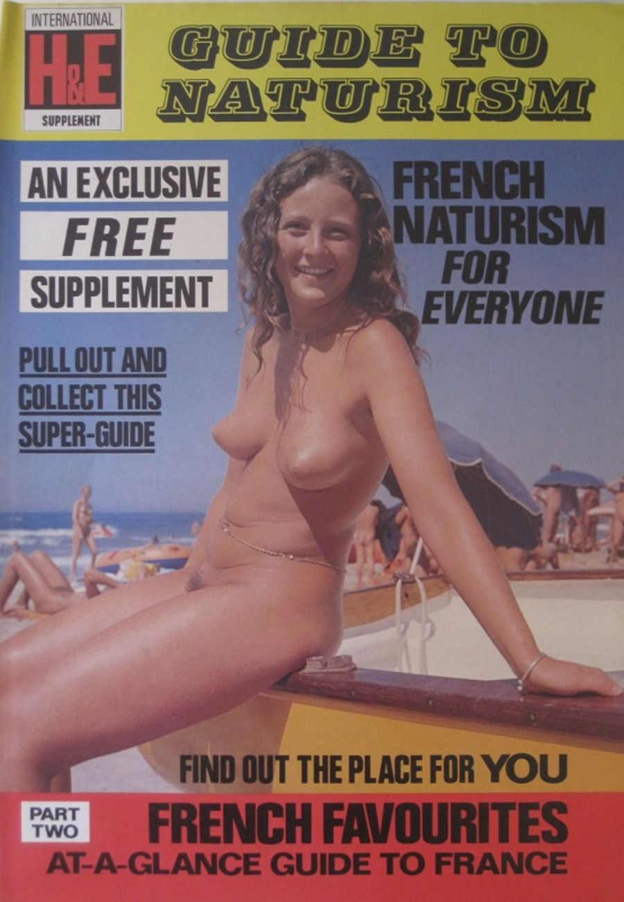 HEALTH & EFFICIENCY GUIDE TO NATURISM PART TWO. Vintage Naturist Magazine.  DM10056.