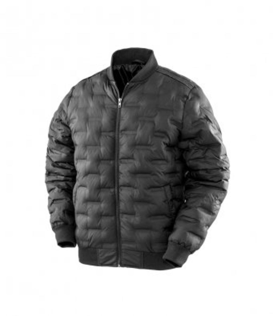 unltra sonic quilted jacket