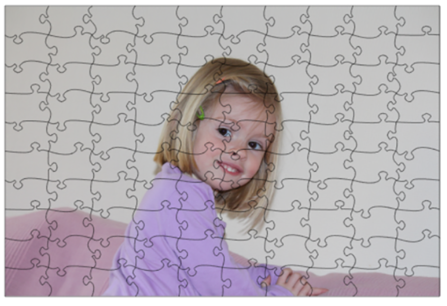 Custom Photo Jigsaw
