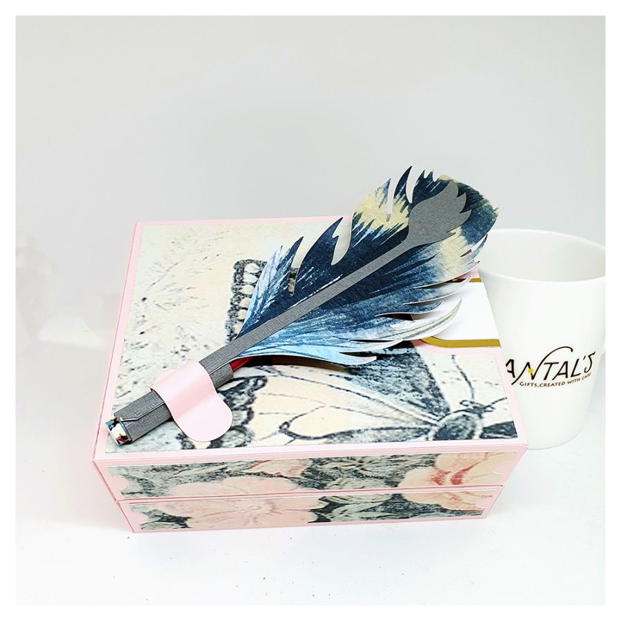 Greetings Card Gift Set - Butterfly