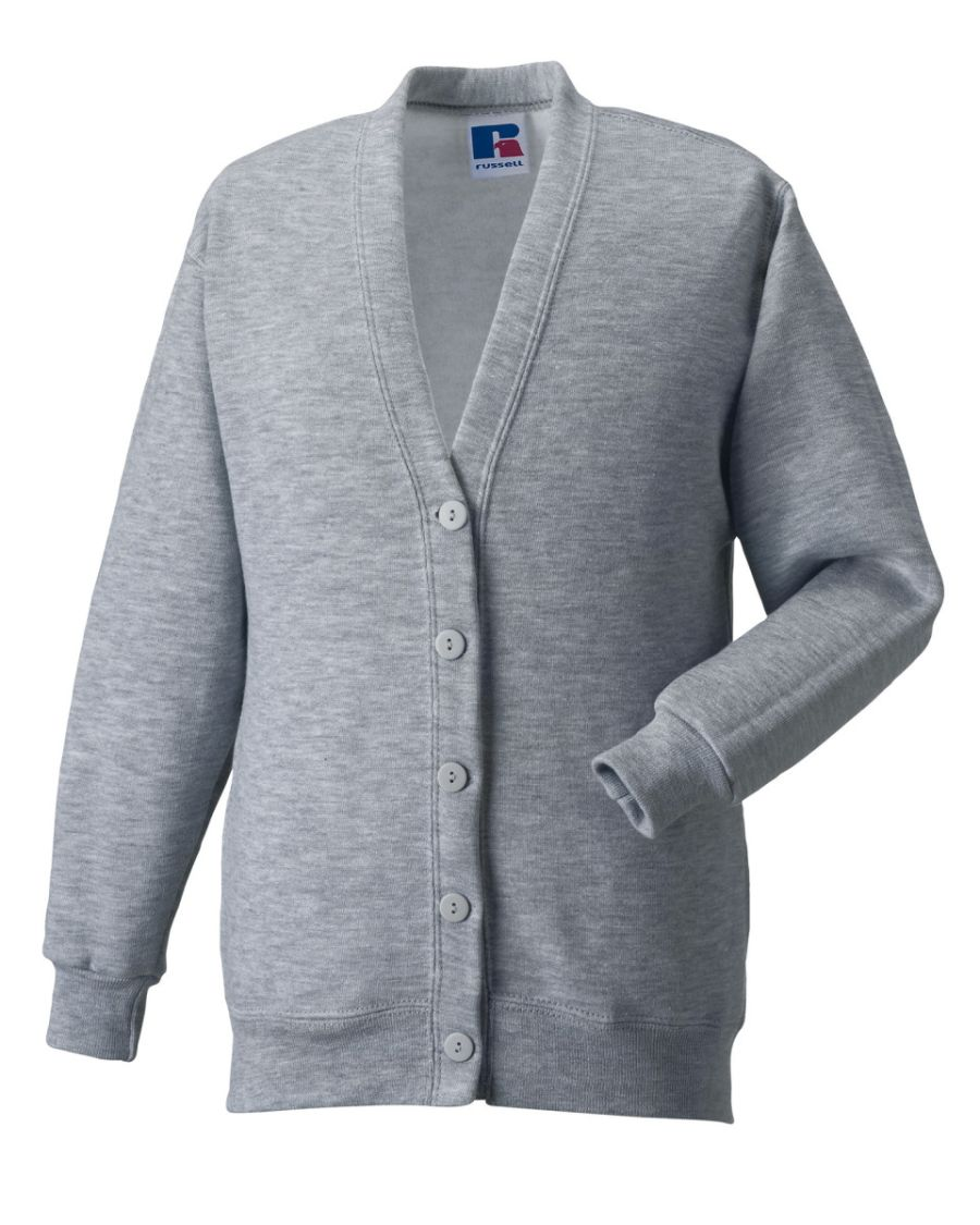 Children's Cardigan - Grey