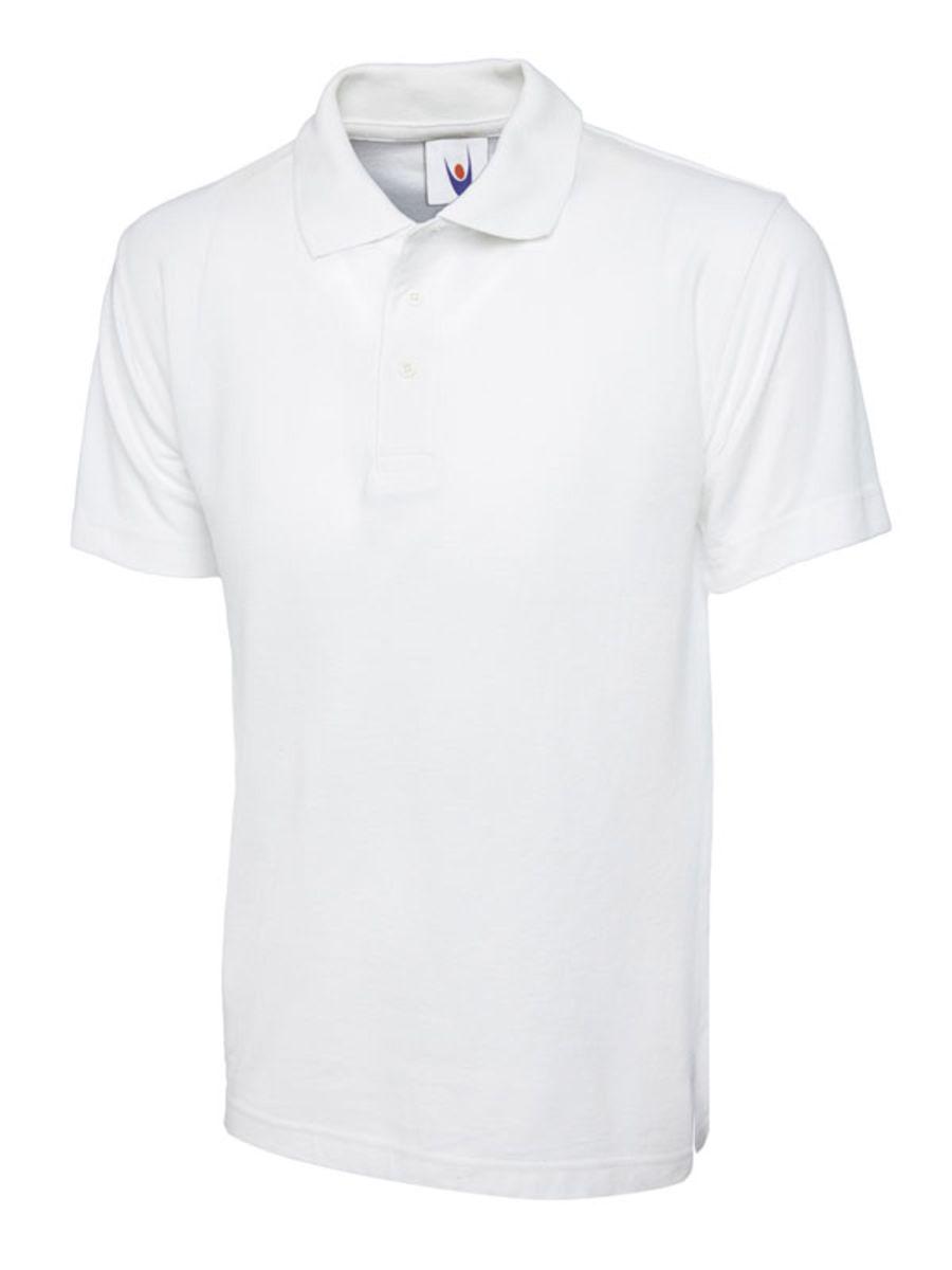 Children's Polo Shirt - White