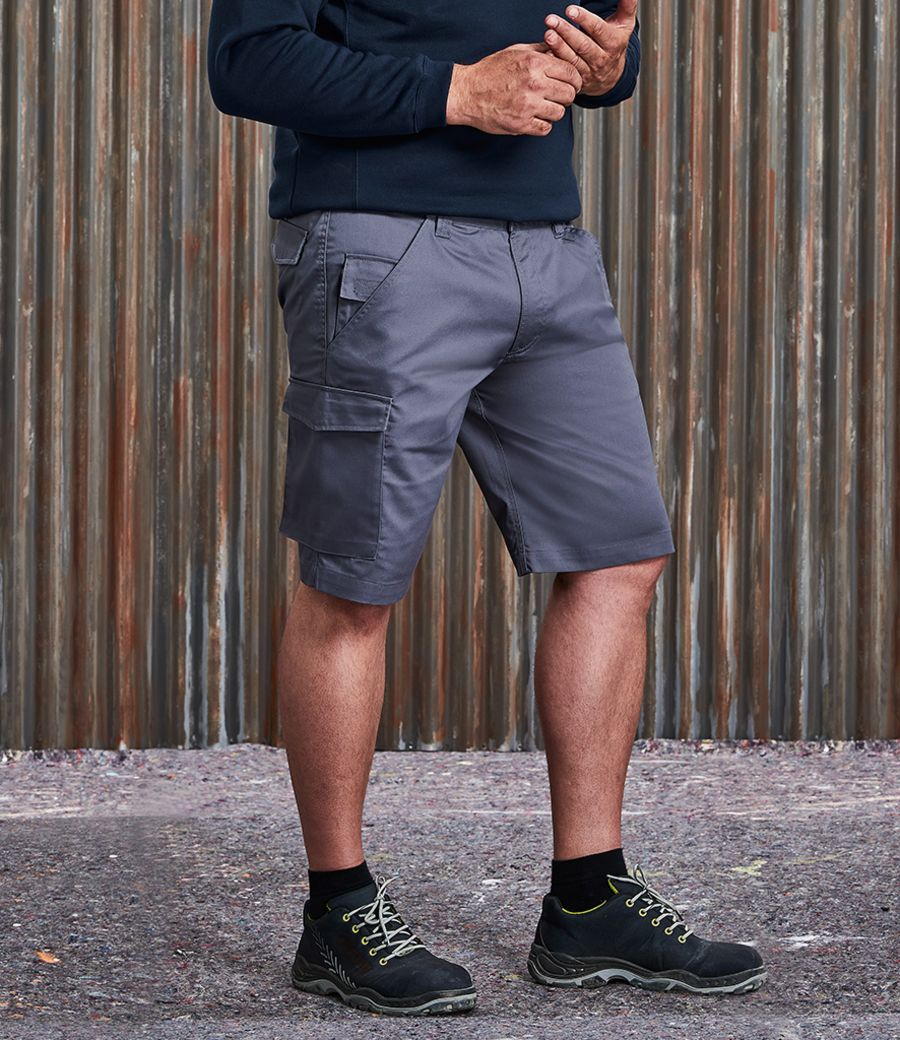 Russell - Workwear Poly/Cotton Shorts