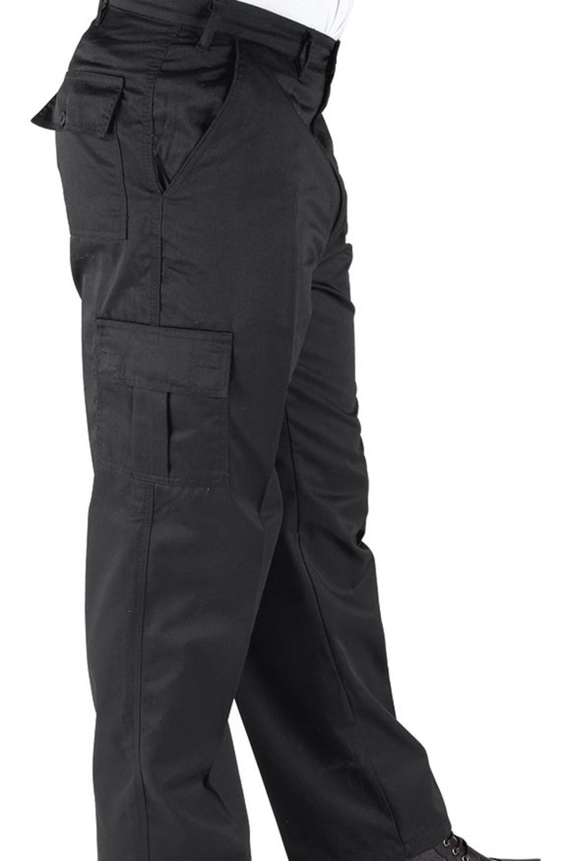 RK113 - Deluxe Mens Cargo Trousers Regular Length