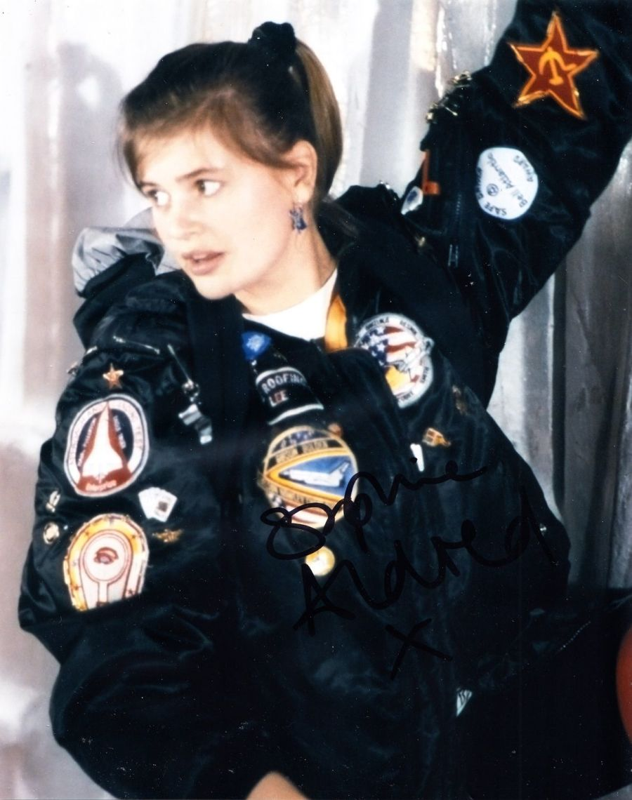 Ace Doctor Who Autograph Sophie Aldred Signed 10x8 Photo With Exact Proof