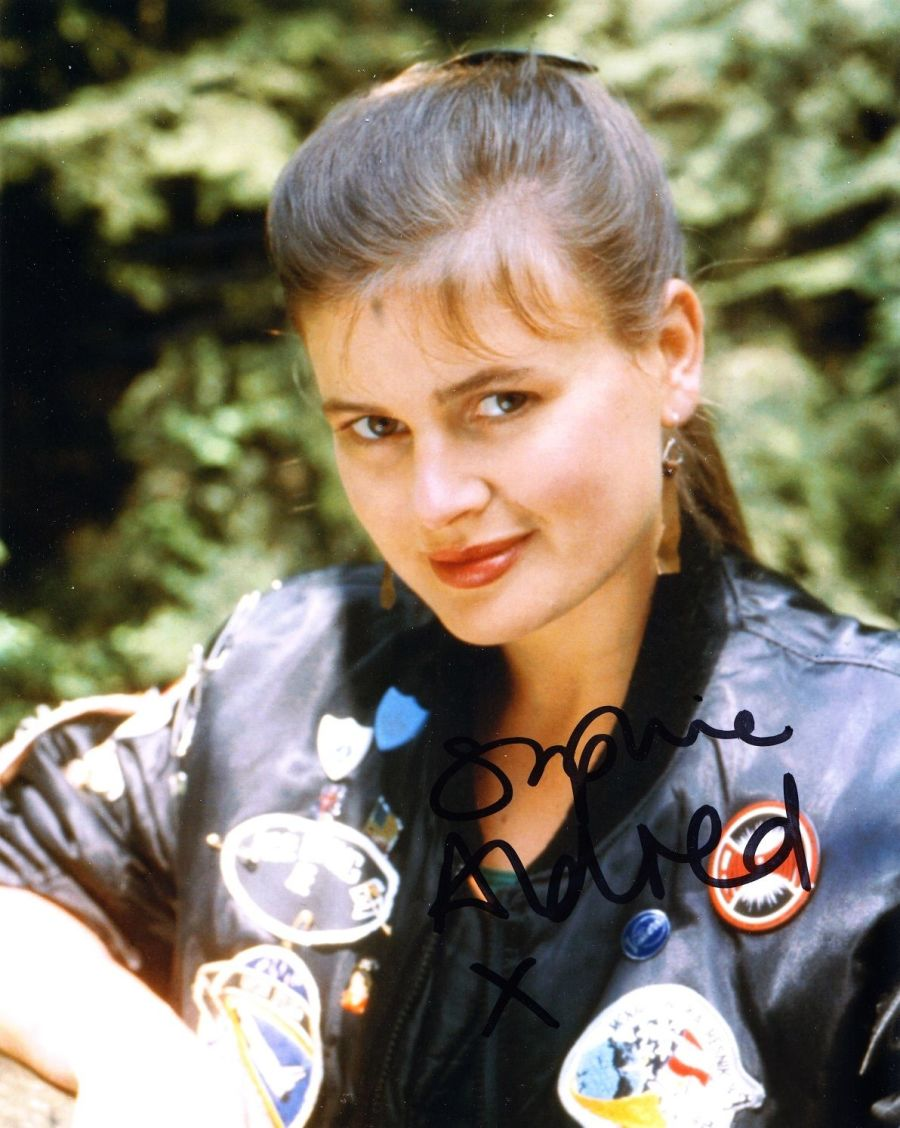 Sophie Aldred Signed Ace Doctor Who Autograph 10x8 Photo With Exact Proof