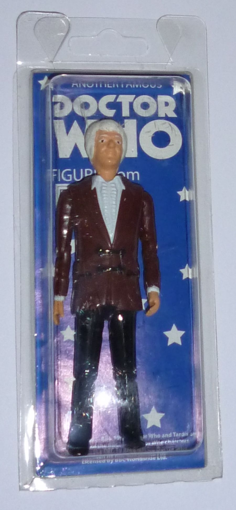Vintage Doctor Who Dapol 3rd Dr Jon Pertwee Figure 1996 New