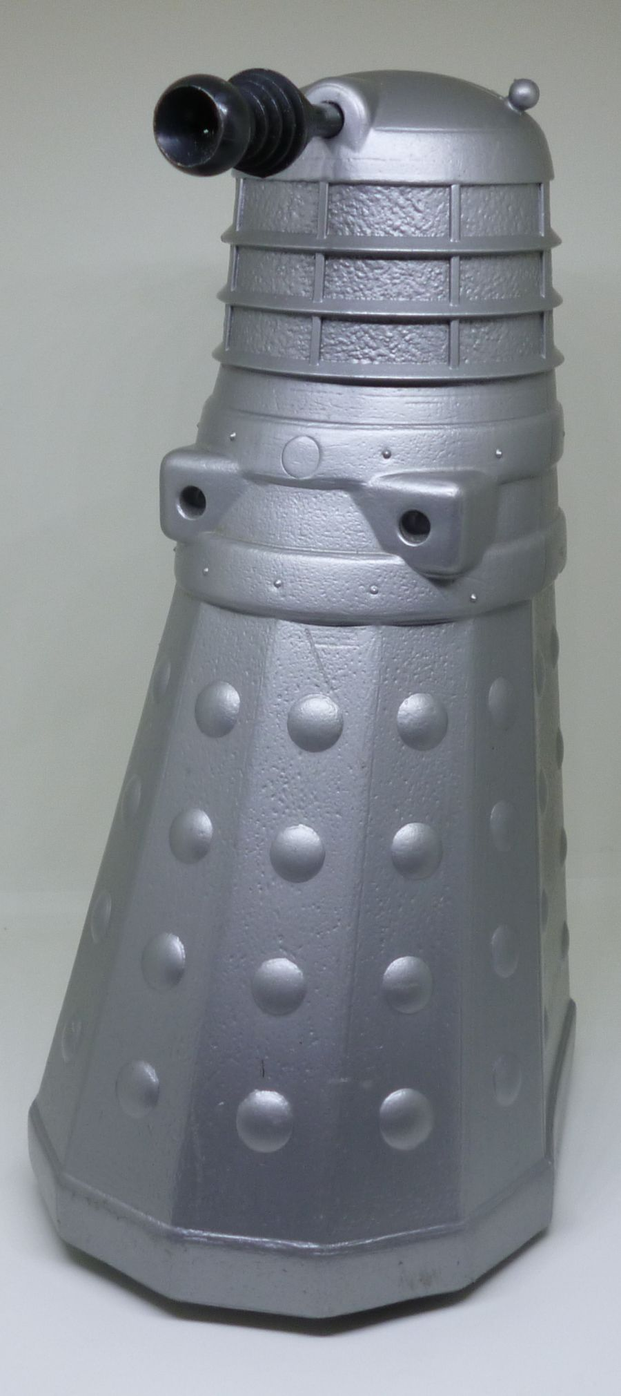 Doctor Who 1965 Herts Plastic Moulders Silver Dalek