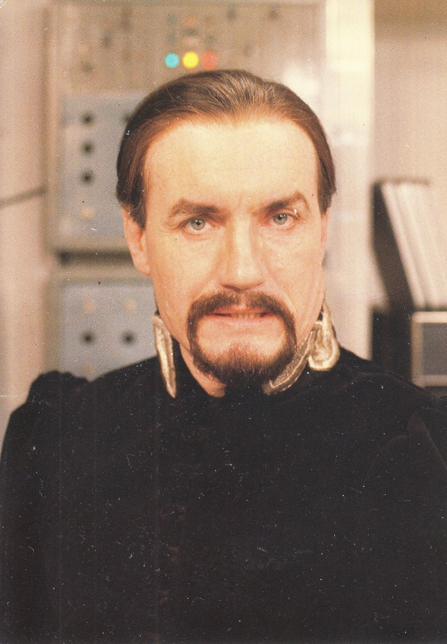 BBC Doctor Who Anthony Ainley Signed The Master Official Autograph Postcard