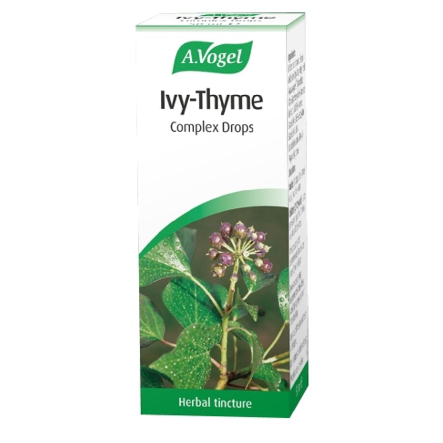 A Vogel Ivy-Thyme Complex 50mls
