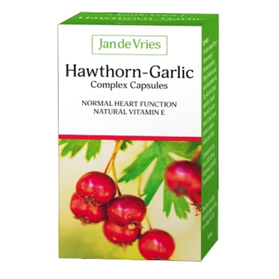 A Vogel Garlic & Hawthorn 90 capsules