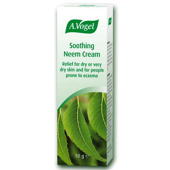A Vogel Neem Cream 50g