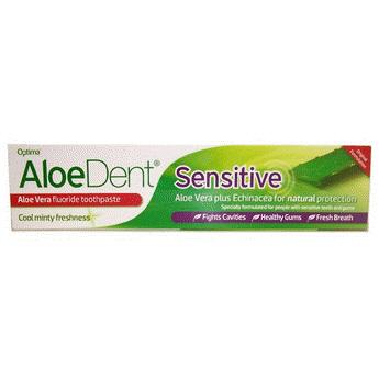 Aloe Dent Sensitive Aloe Vera Toothpaste 100mls
