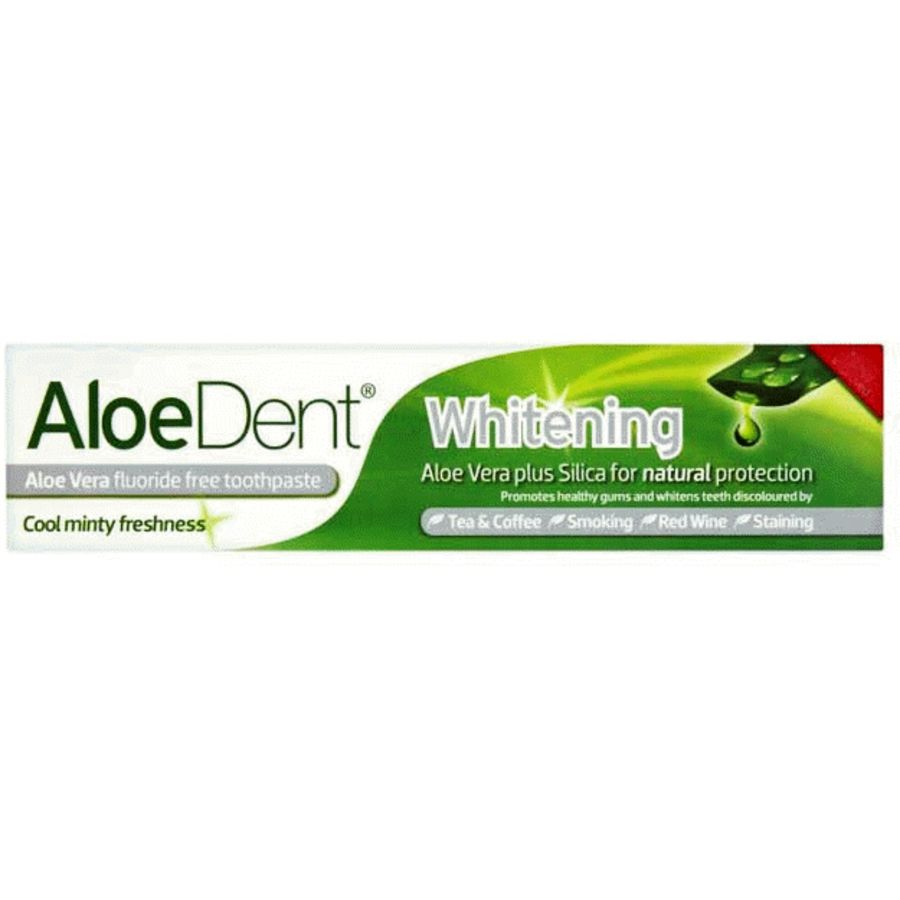 Aloe Dent Whitening Aloe Vera Toothpaste with Silica 100ml