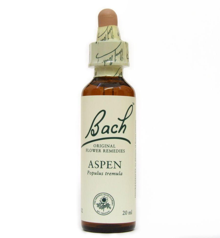 Bach Flower Remedies ~ Aspen 20mls