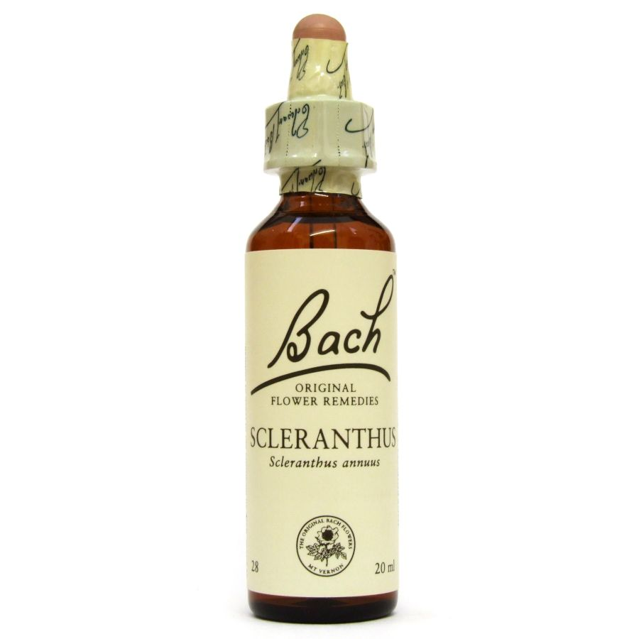Bach Flower Remedies ~ Scleranthus