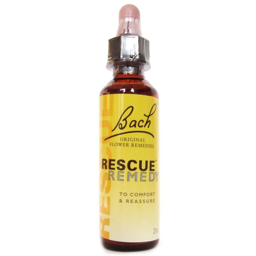 Bach Rescue Remedy Drops 20mls