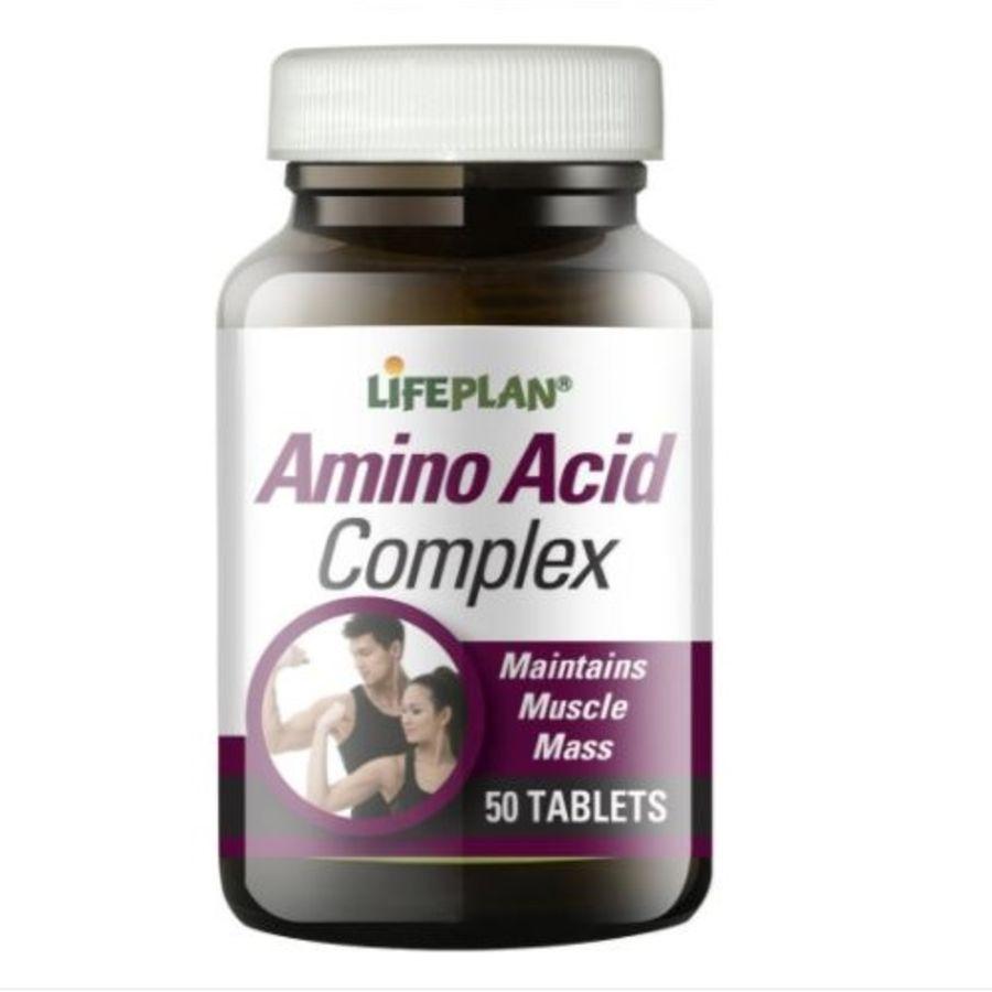 Lifeplan Amino Acid Complex 50 tablets