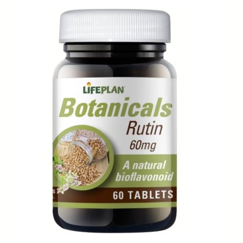 Lifeplan Rutin 60 tablets