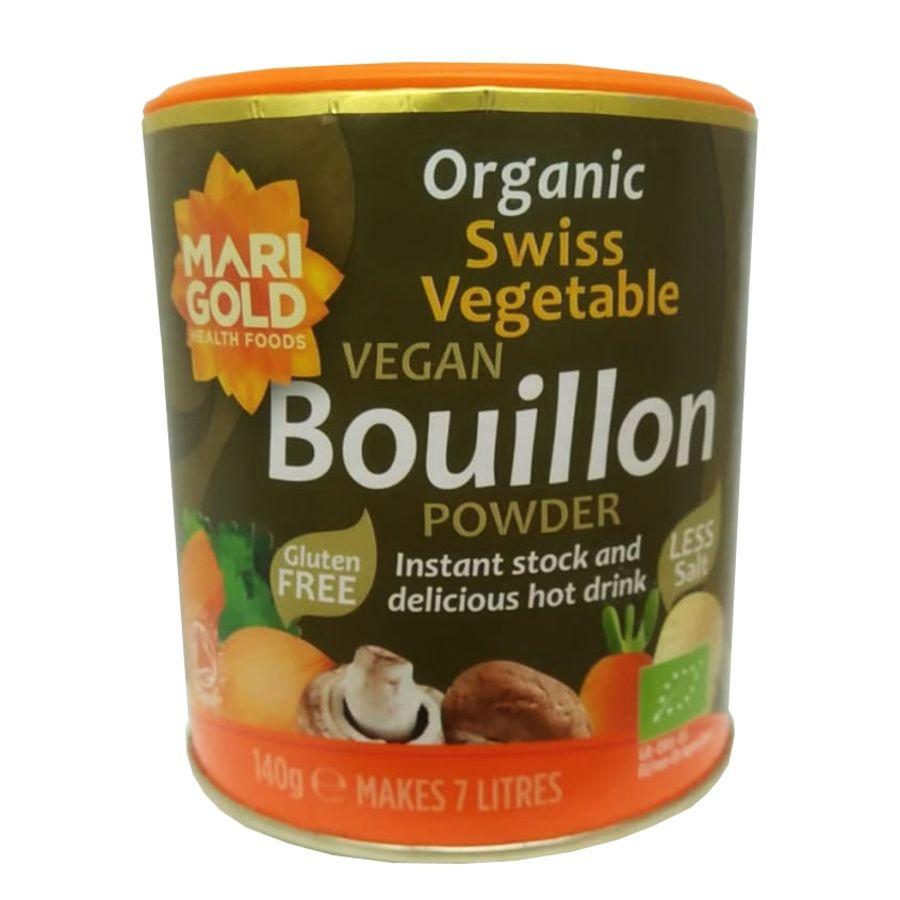 Marigold Swiss Organic Vegetable Bouillon RS 140g
