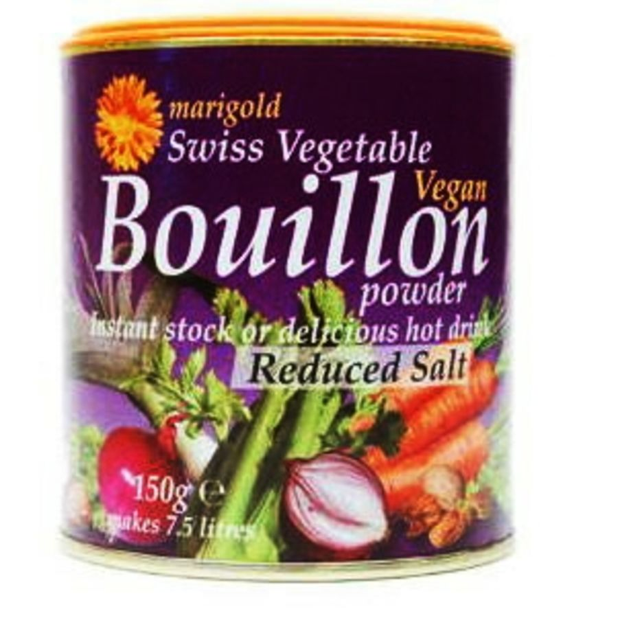 Marigold Swiss Vegetable Bouillon RS Vegan 150g