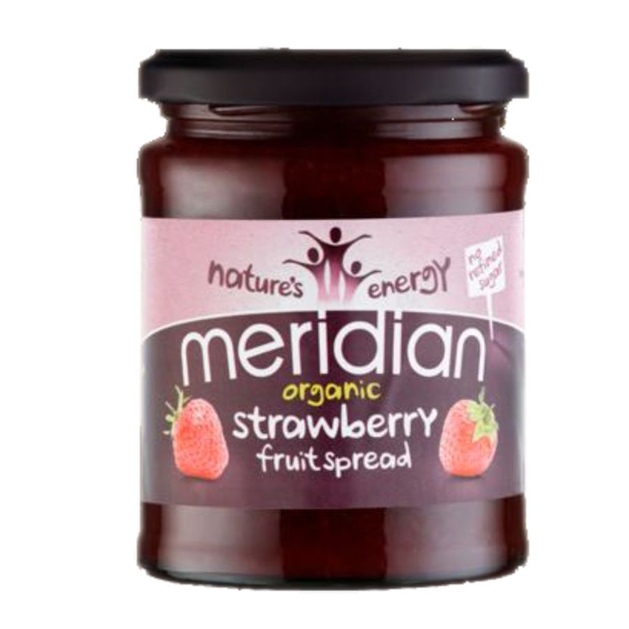 Meridian Organic Strawberry
