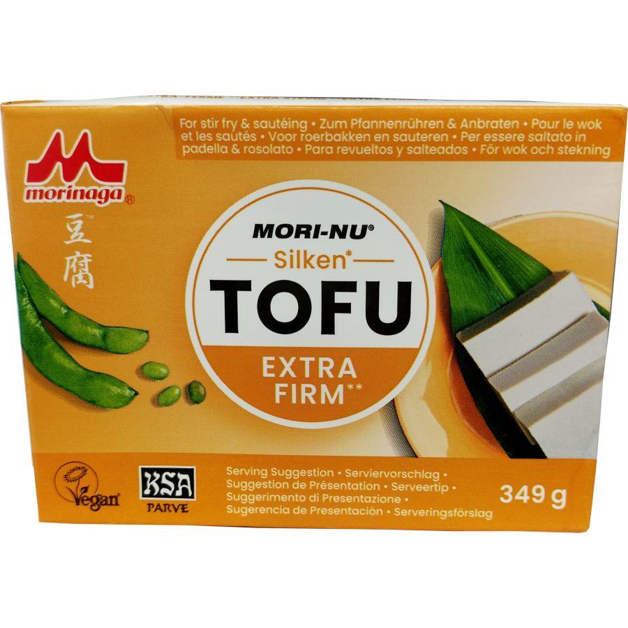 Mori Nu Silken Style Tofu - Extra Firm 349g