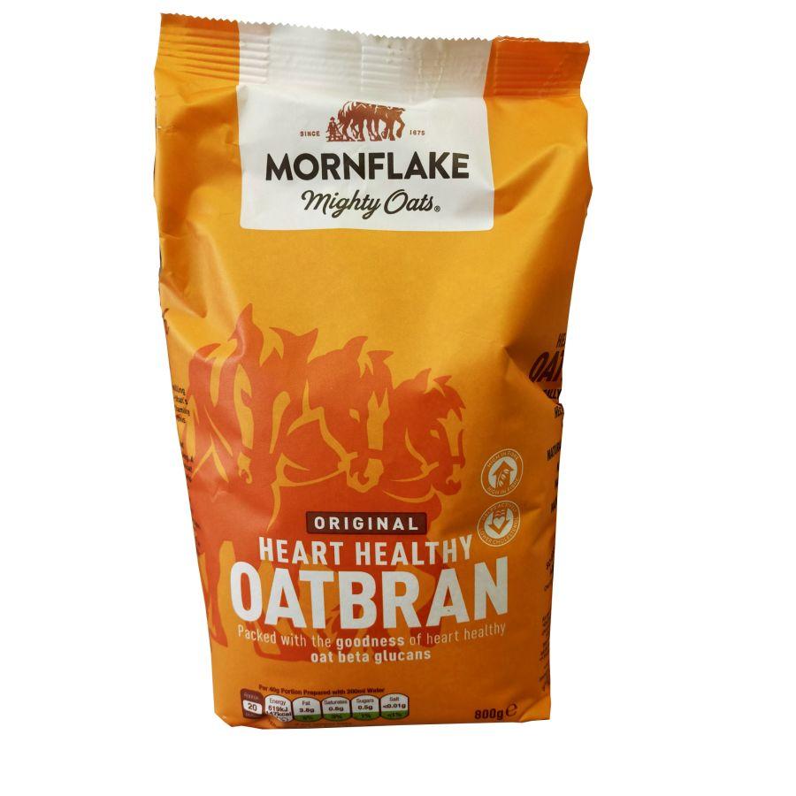 Mornflake Heart Healthy Oatbran 800g