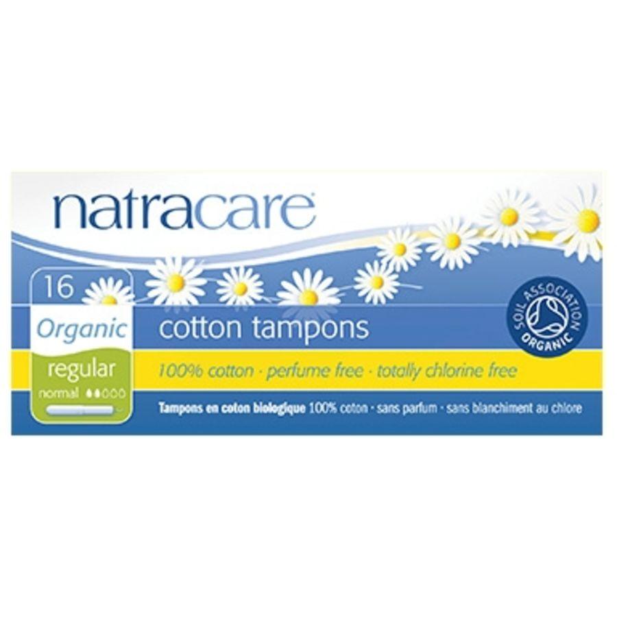 Natracare Tampons Regular 16