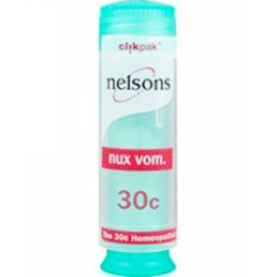 Nelsons Nux vom. 30C