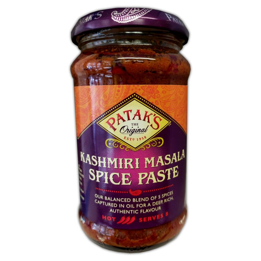Pataks Kashmiri Masala Spice Paste 295g