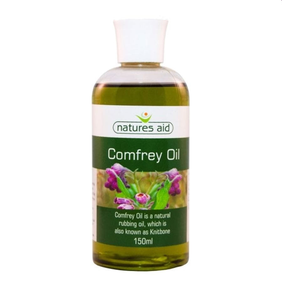 Natures Aid Comfrey Oil 150mls
