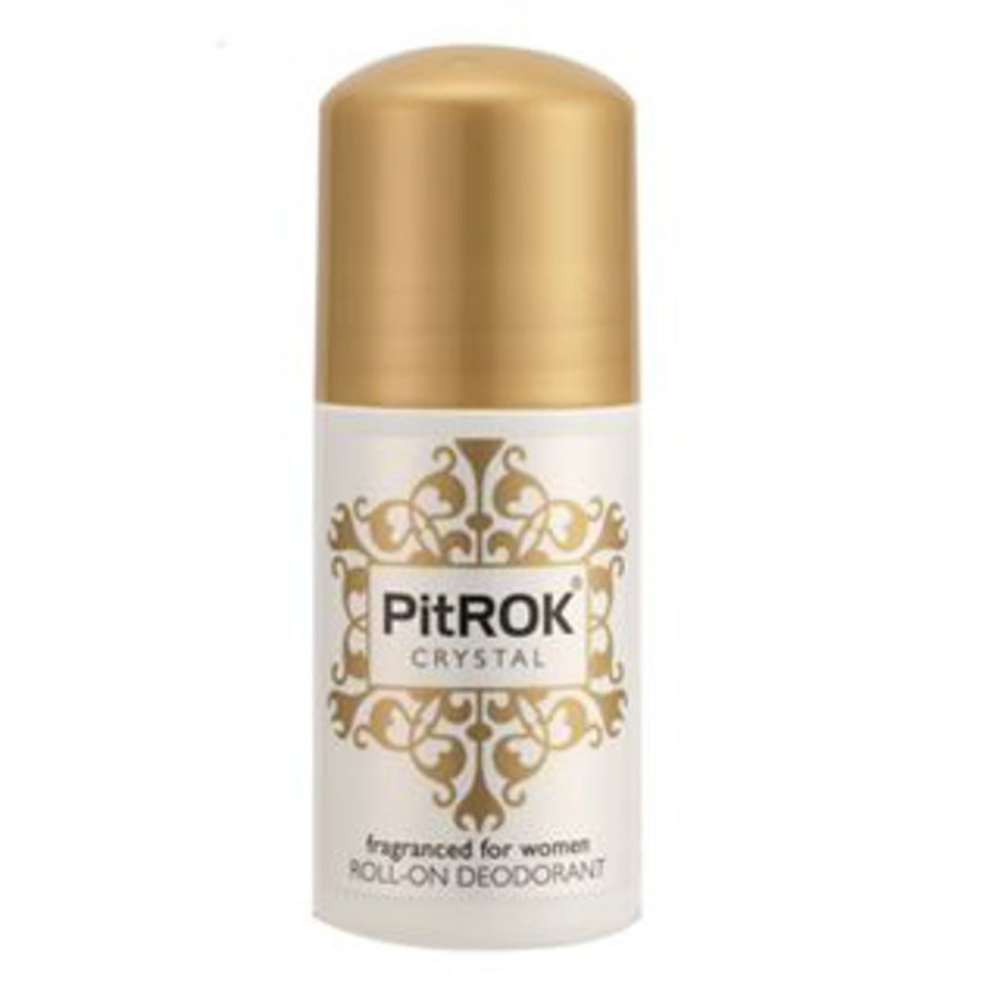 PitRok Crystal Roll - On Deodorant 50mls