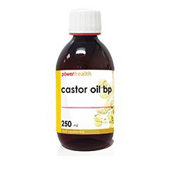 Power Health Castor Oil BP 250mls
