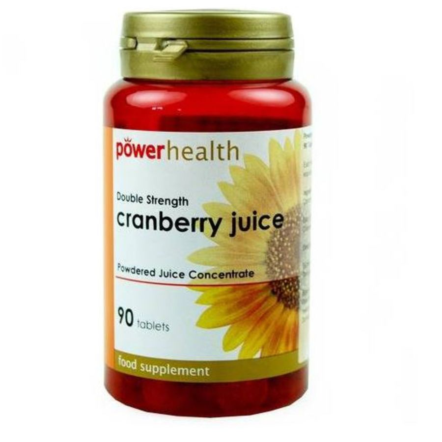 Power Health Cranberry Juice 4500mg 60 tablets