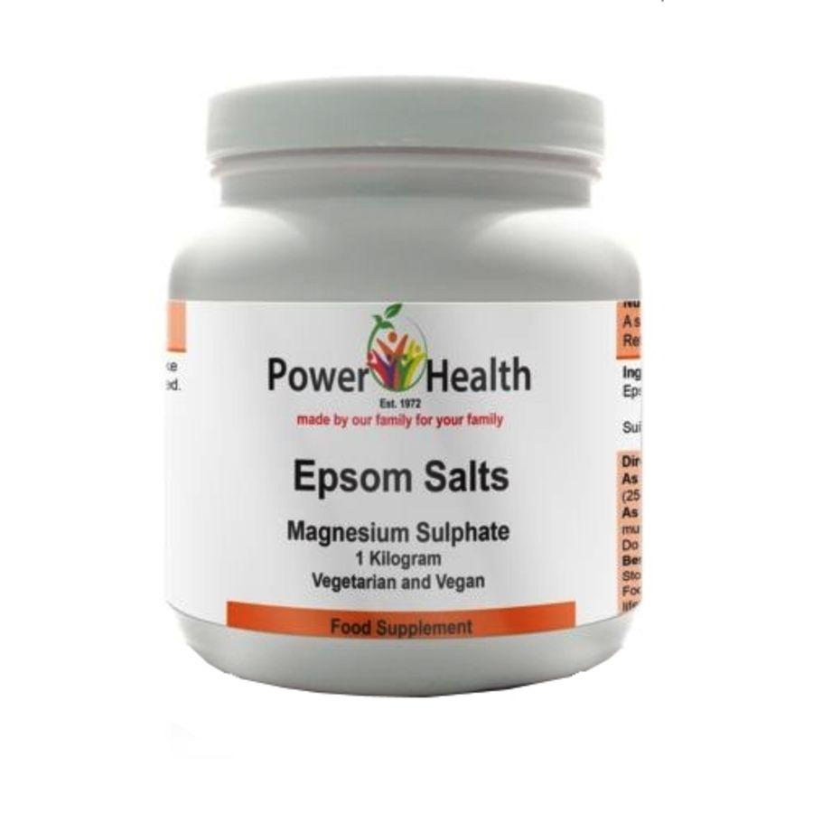 Power Health Epsom Salts 1Kg