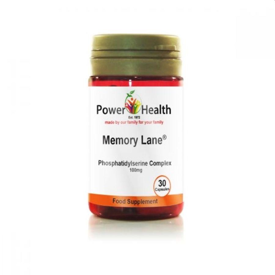 Power Health Memory Lane Phosphatidylserine 30 capsules