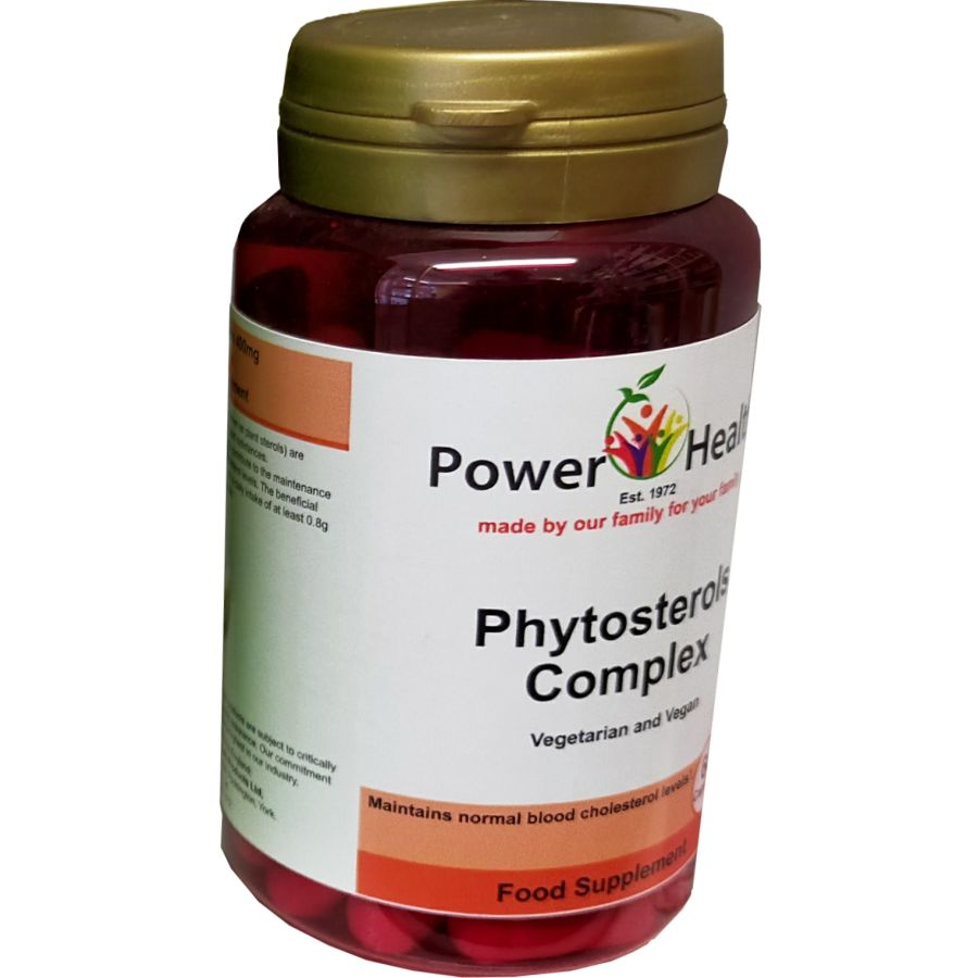 Power Health Phytosterols 400mg 60 capsules
