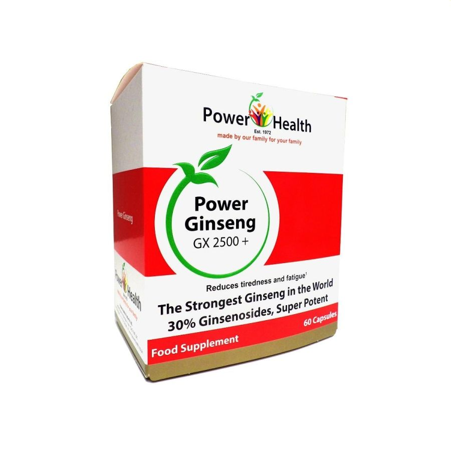 Power Health Power Ginseng GX2500+