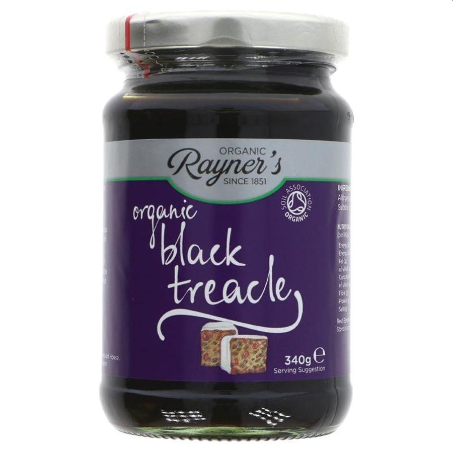 Rayners Organic Black Treacle 340g