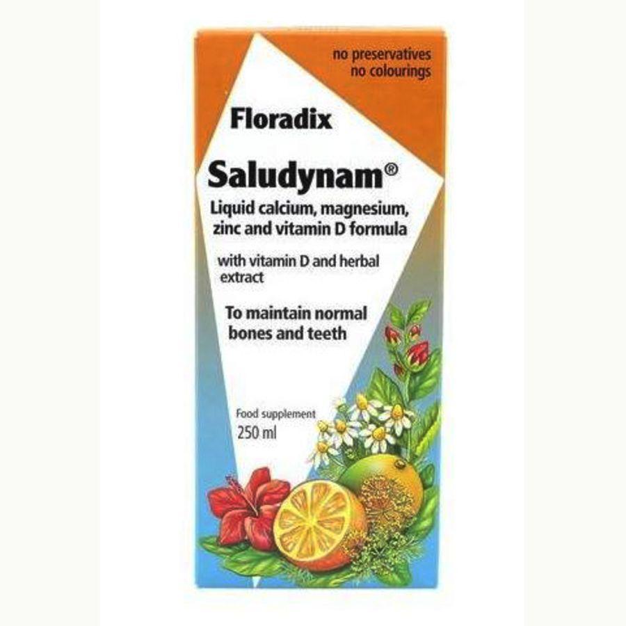 Floradix Saludynam 250mls