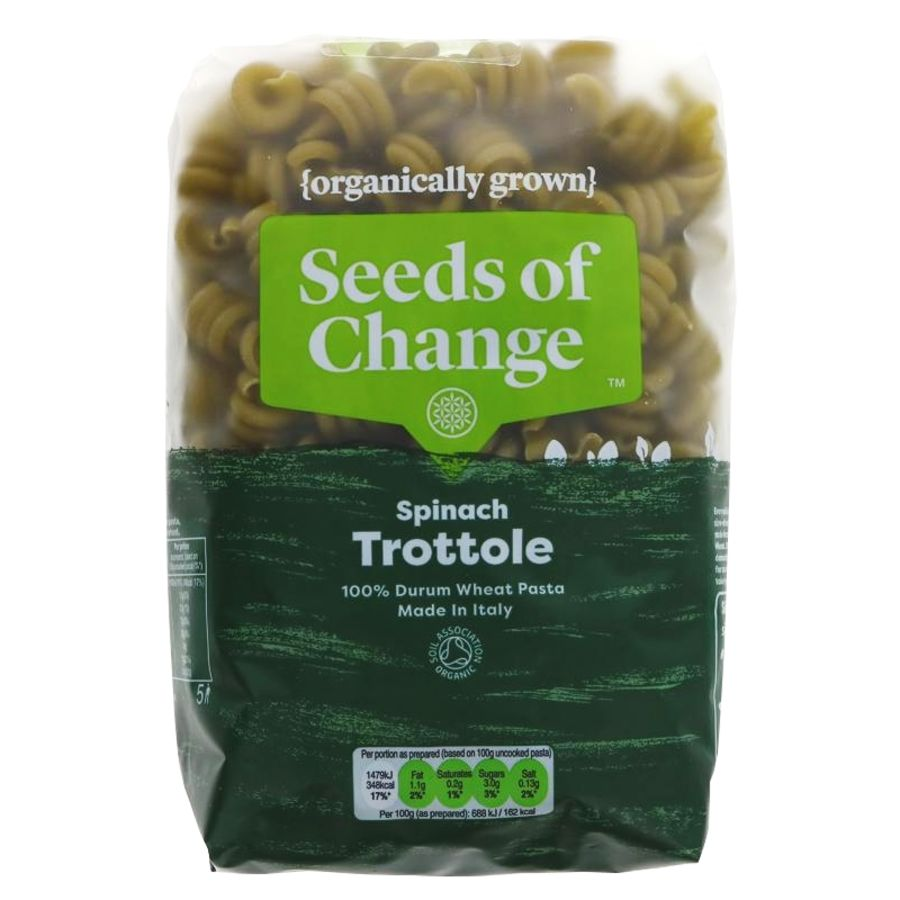 Seeds of Change Organic Spinach Trottole