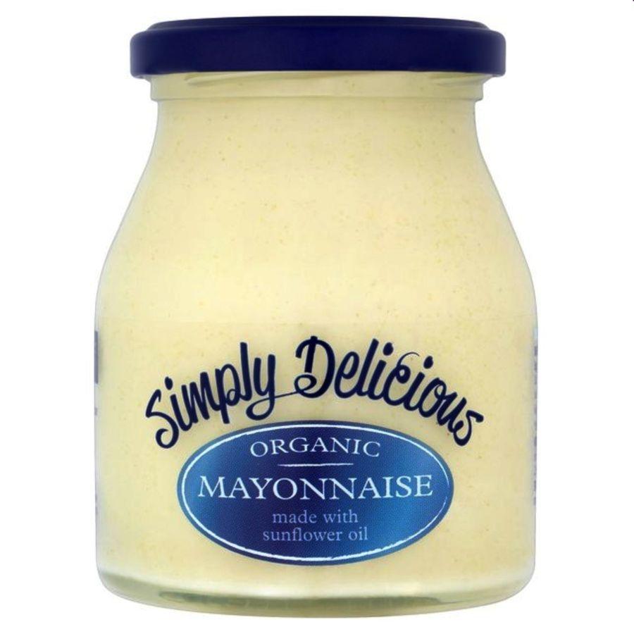 Simply Delicious Plain Mayonnaise 300mls