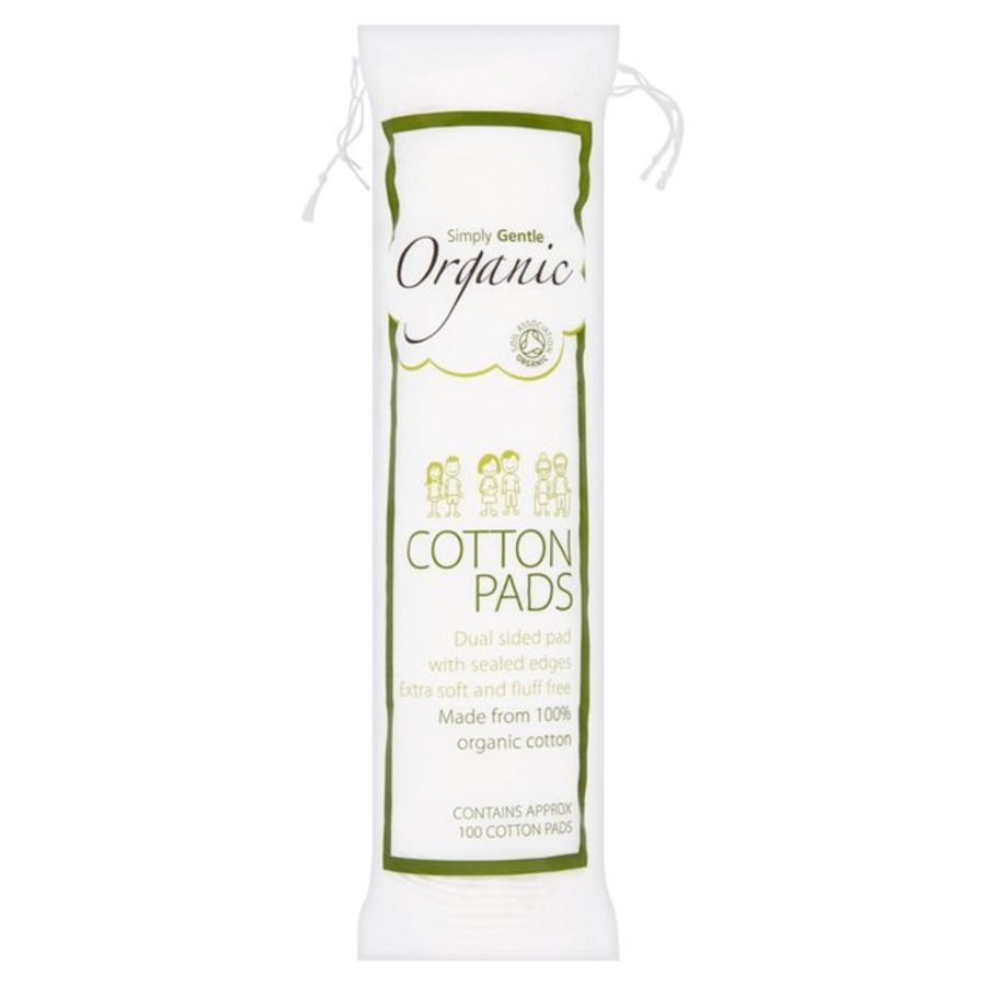 Simply Gentle Cotton Pads 100pads