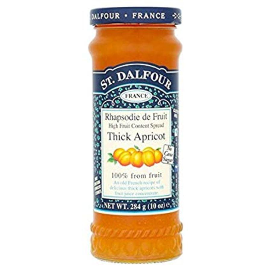 St Dalfour Thick Apricot Spread 284g