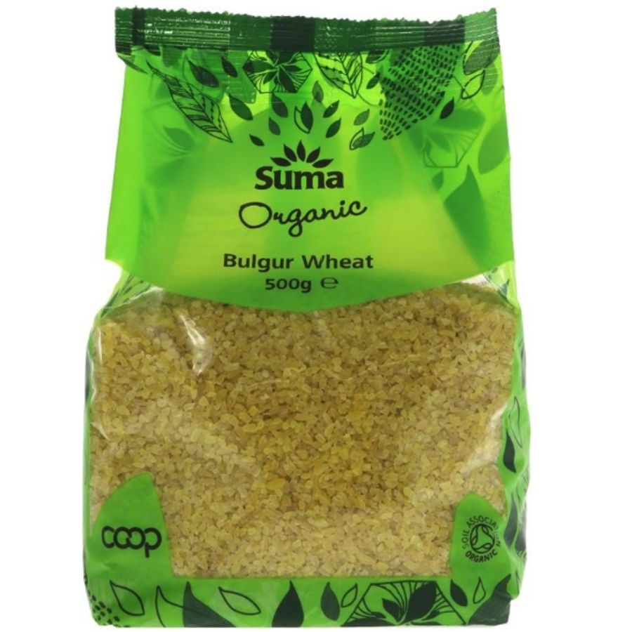 Suma Organic Bulgar Wheat 500g